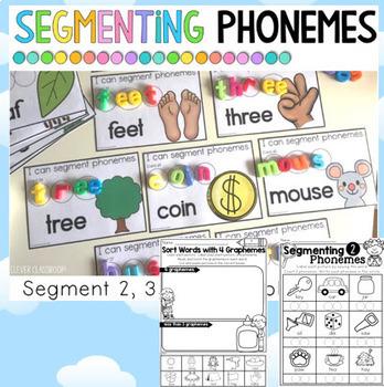 Blending and Segmenting Phonemes GROWING BUNDLE