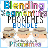 1 Blending and Segmenting Phonemes BUNDLE