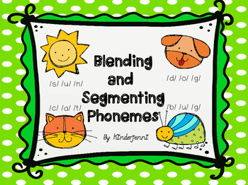 Blending and Segmenting Phonemes - Intervention