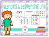 Blending and Segmenting Unit
