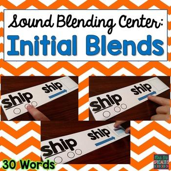 Blending sounds Fluency and Comprehension Pack- BLENDS EDITION