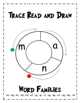 Blending to Read Word Families