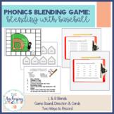 Blending with Baseball