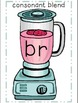 Blending with Consonant Blends { R BLENDS: br, cr, dr, fr, gr, pr, tr }