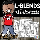 Blends Worksheets | Blends Activities