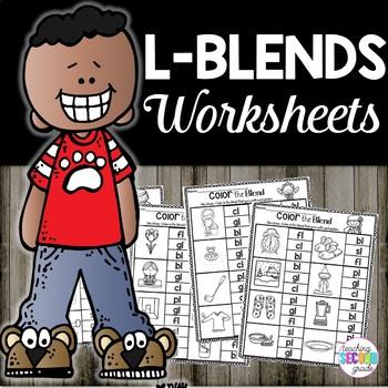 Blends Worksheets   Blends Activities