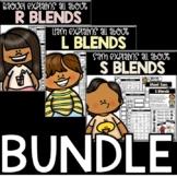 Blends Bundle: Explain-It-All Series (L Blends, R Blends,