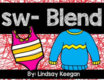 Blends: SW Blend Activities