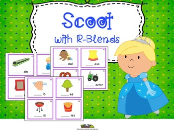 R-Blends Scoot Game
