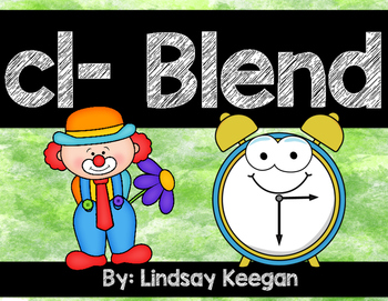 Blends: CL Blend Activities