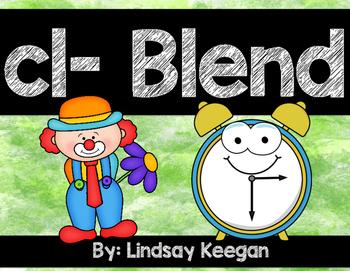 Blends: CL Blend Activities