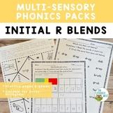 Phonics: Initial R Blends | Orton-Gillingham Multisensory
