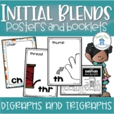Phonics Initial Blends Digraphs and Trigraphs Bundle