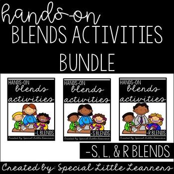 Blends Activities Bundle