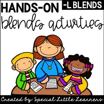 Blends Activities {L Blends}