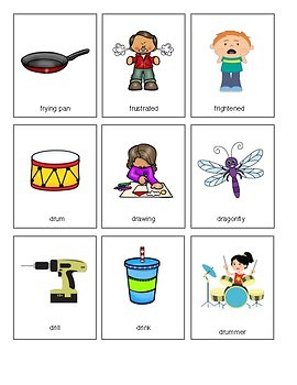 Consonant Blends for Speech Therapy and Phonological Awareness