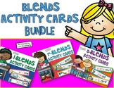 Blends Activity Cards Bundle