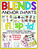 Blends Anchor Charts