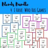 Blends BUNDLE - I Have Who Has games!