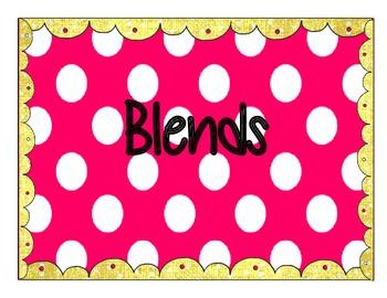Blends Banner