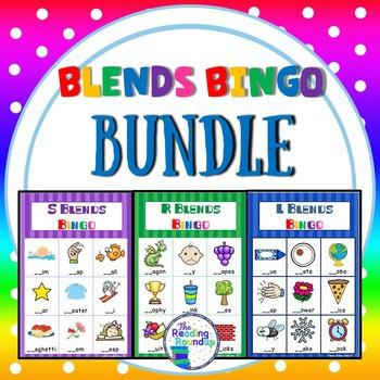 Blends Bingo Bundle