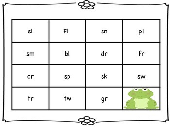 Blends Bingo Game!