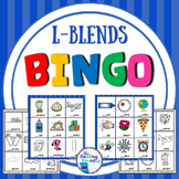 Blends Bingo - L Blends