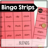 Blends Bingo Strips