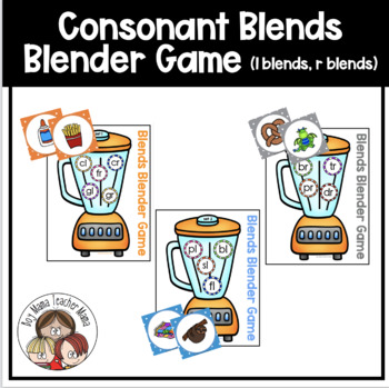 Blends Blender Games: 3 Games Included