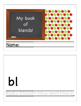 Blends Book