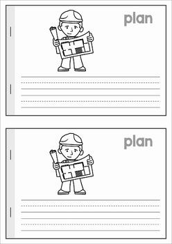 Blends Booklets