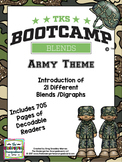Blends Bootcamp!  Army Theme