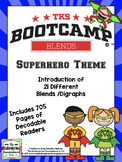 Blends Bootcamp  (Superhero Theme)