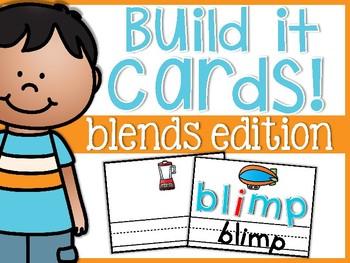 Blends Build It Cards