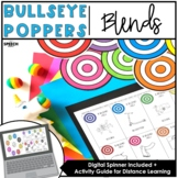 Blends: Bullseye Popper Speech Therapy (Consonant Clusters)
