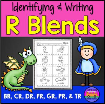 L Blends, R Blends, and S Blends BUNDLE