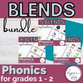 Blends Bundle - l blends r blends s blends