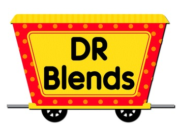 Blends Center (R, L, S) The Blend Train