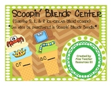 Blends Center - Sorting Blend Pictures to Beginning Blend Letters