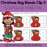 Blends Christmas Bag Clip
