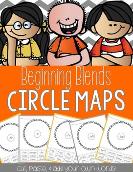 Blends Circle Maps