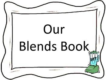 Blends Class Booklet