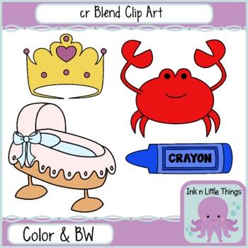 Blends Clip Art: cr Blend clipart
