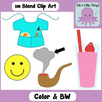 Blends Clip Art: sm Blend clipart