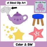 Blends Clip Art: st Blend clipart