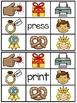 Beginning Blends Clip Cards Centers Bundle