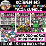 Blends Clipart Mega Bundle {Beginning Blends Clipart}