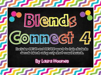 Blends Connect Four (CCVC)