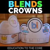 Blends Crowns | Blends Activities