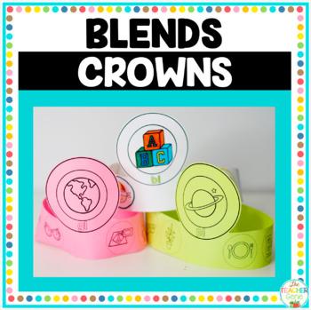 Blends Crowns Activity